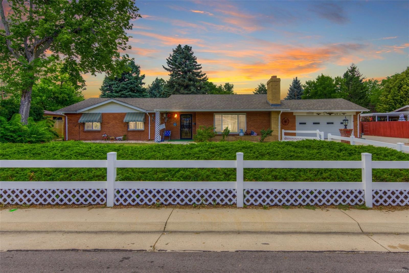 MLS# 5735873 - 1 - 45 S Brentwood Street, Lakewood, CO 80226