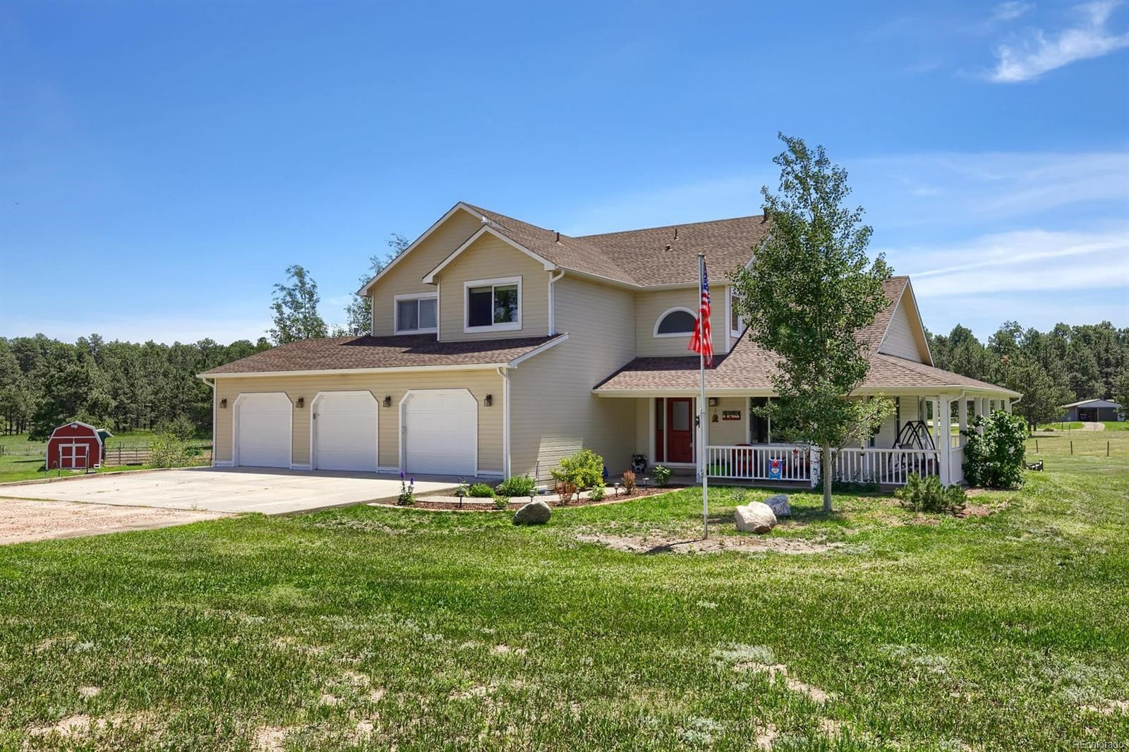 MLS# 5878968 - 1 - 17715 Canterbury Drive, Monument, CO 80132