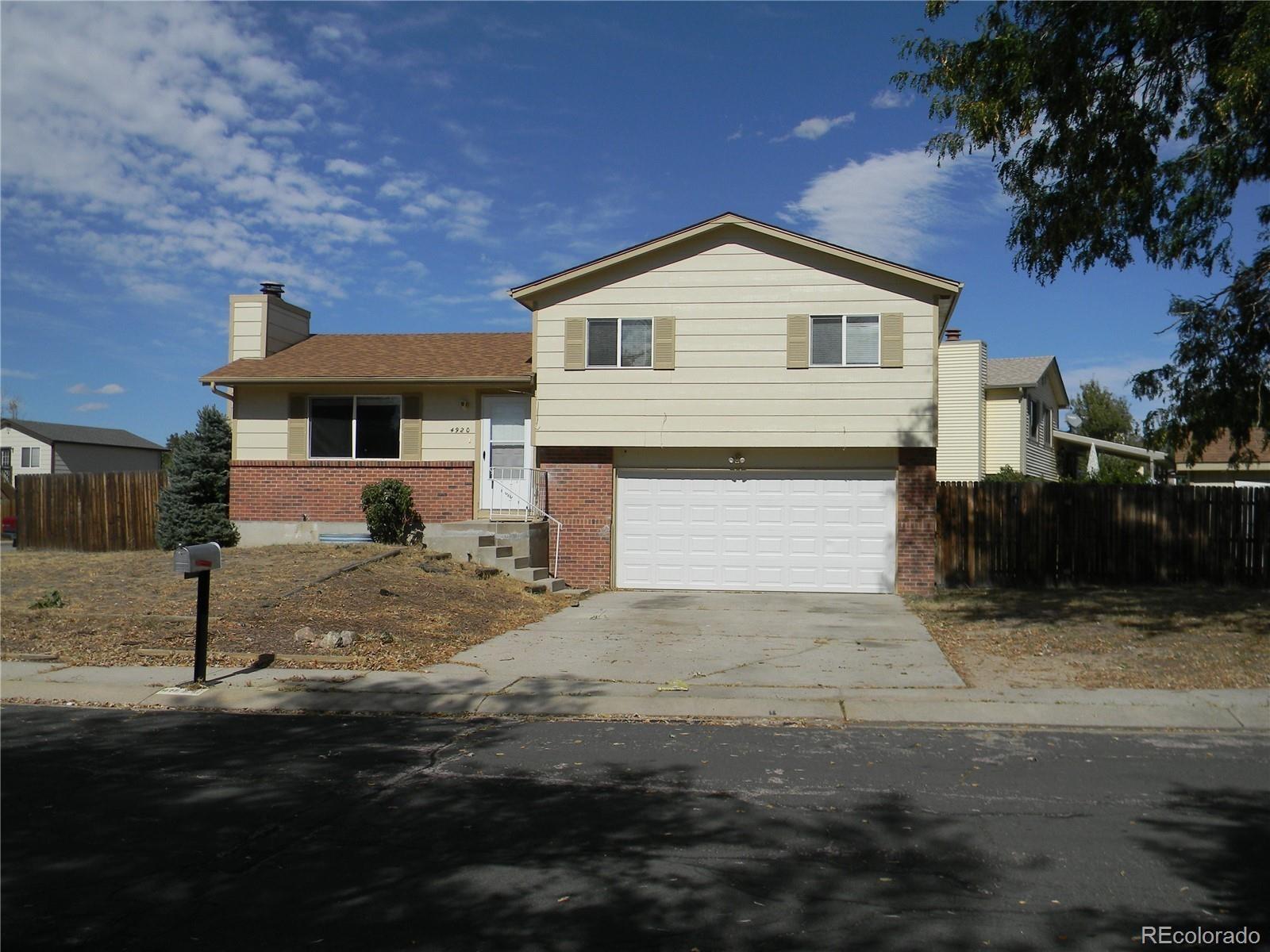 MLS# 5946356 - 1 - 4920 Ridenour Drive, Colorado Springs, CO 80916