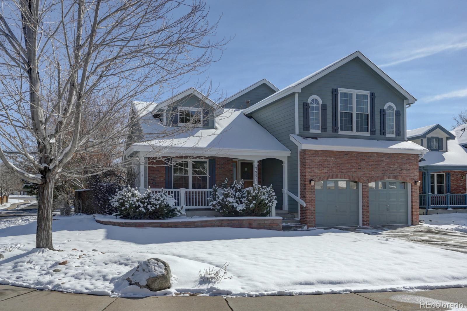 MLS# 5985159 - 1 - 9991 Spring Hill Place, Highlands Ranch, CO 80129