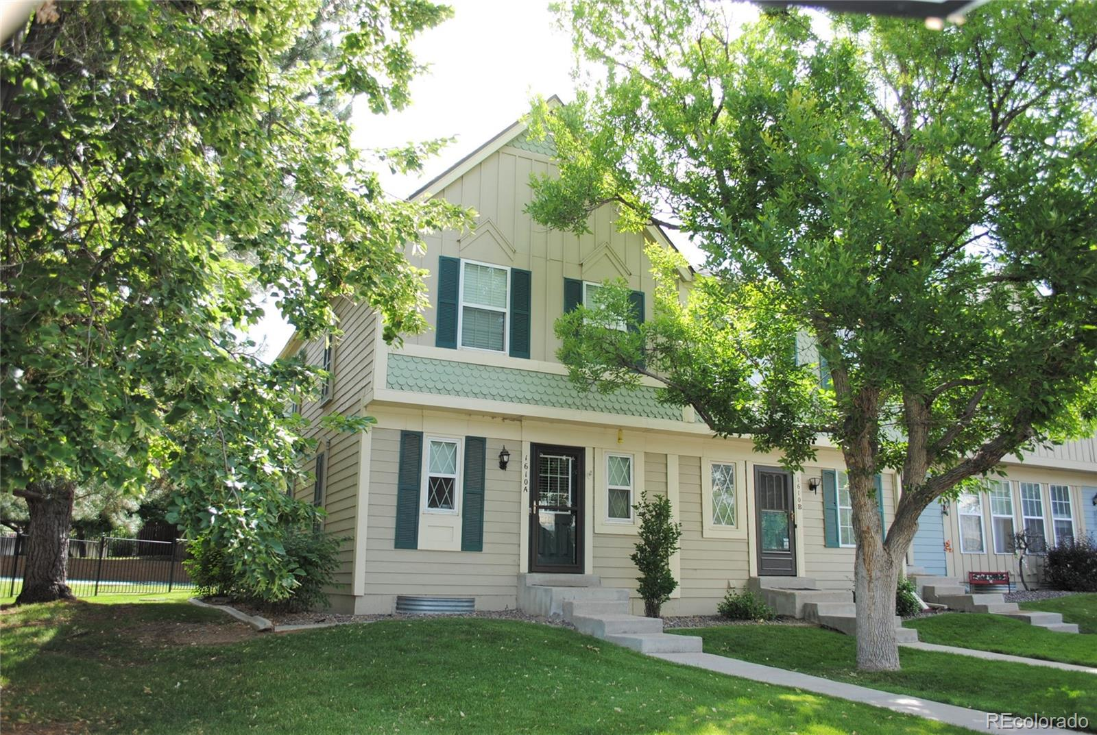 MLS# 6039387 - 1 - 1610 S Ivory Circle #A, Aurora, CO 80017