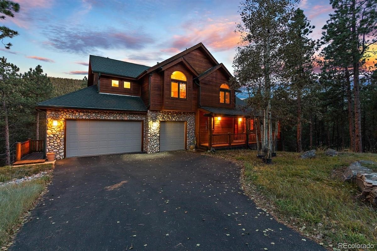 MLS# 6046086 - 1 - 7322 Brook Trout Trail, Evergreen, CO 80439