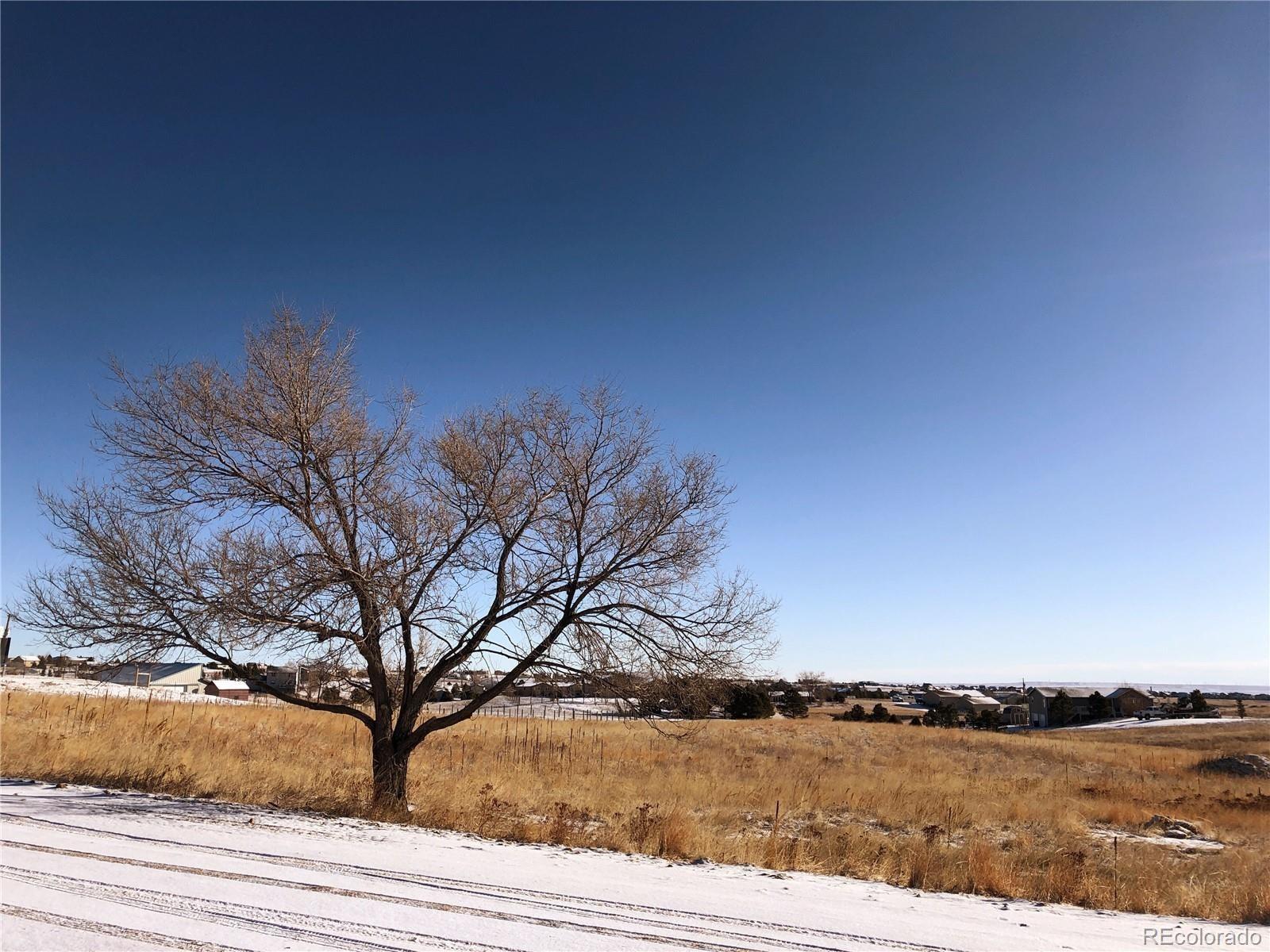 MLS# 6061500 - 1 - Snowbrush Drive, Peyton, CO 80831