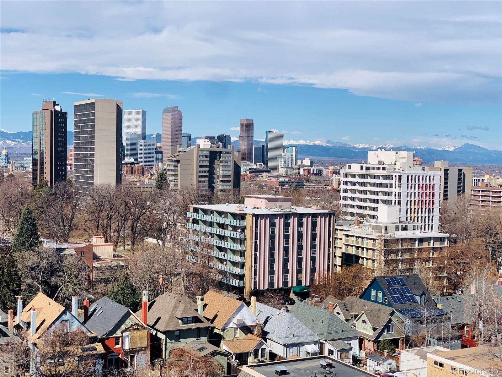 MLS# 6106394 - 1 - 1200 Vine Street #6E, Denver, CO 80206