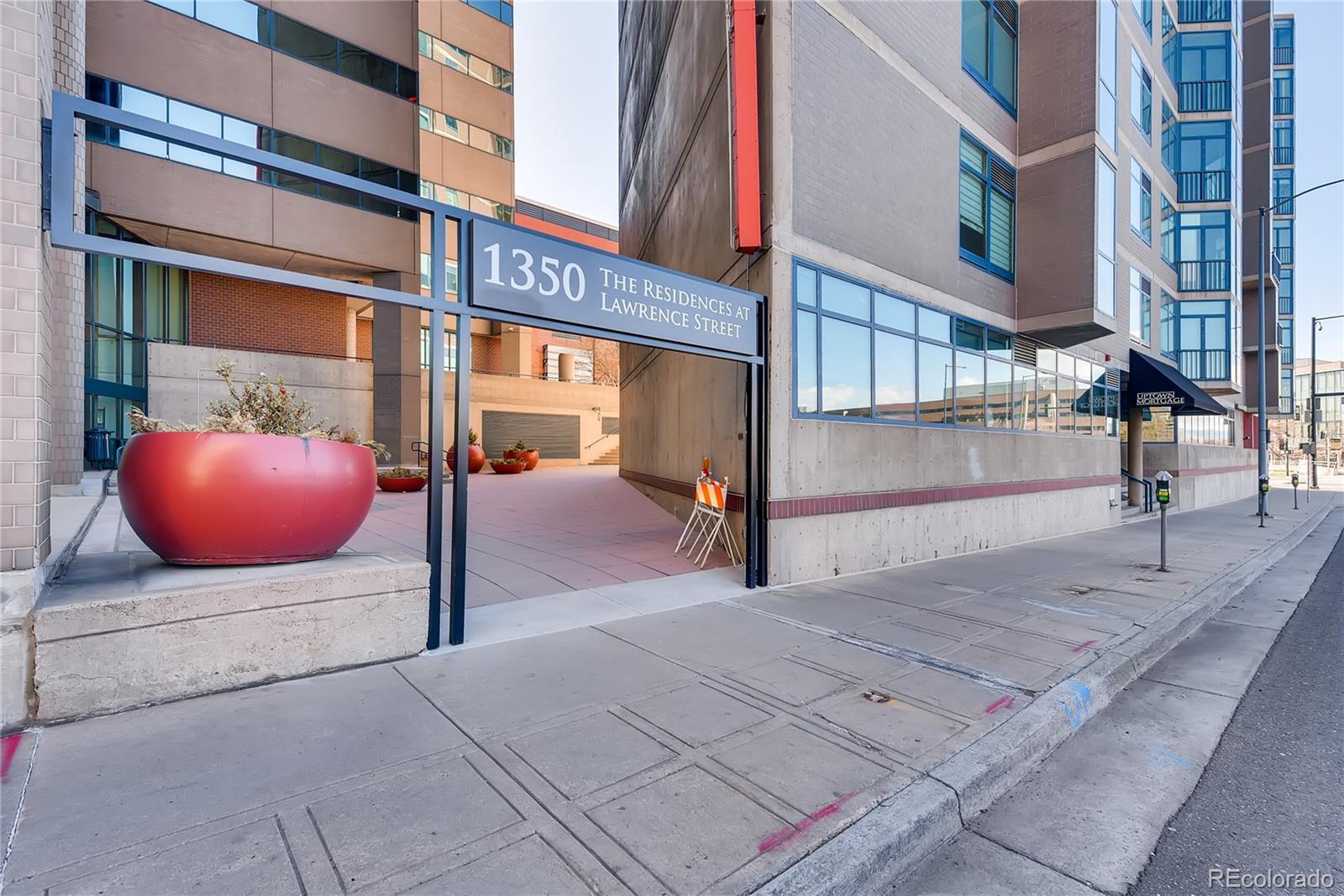 MLS# 6113206 - 1 - 1350 Lawrence Street #5B, Denver, CO 80204