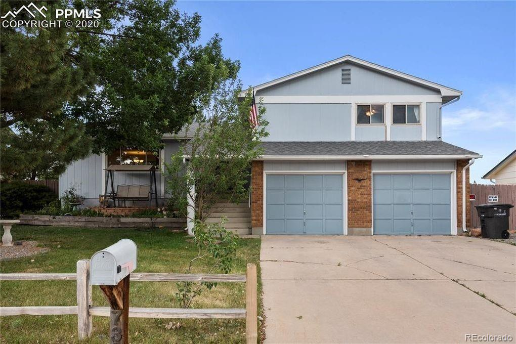 MLS# 6185677 - 1 - 7305 Grand Valley Drive, Colorado Springs, CO 80911