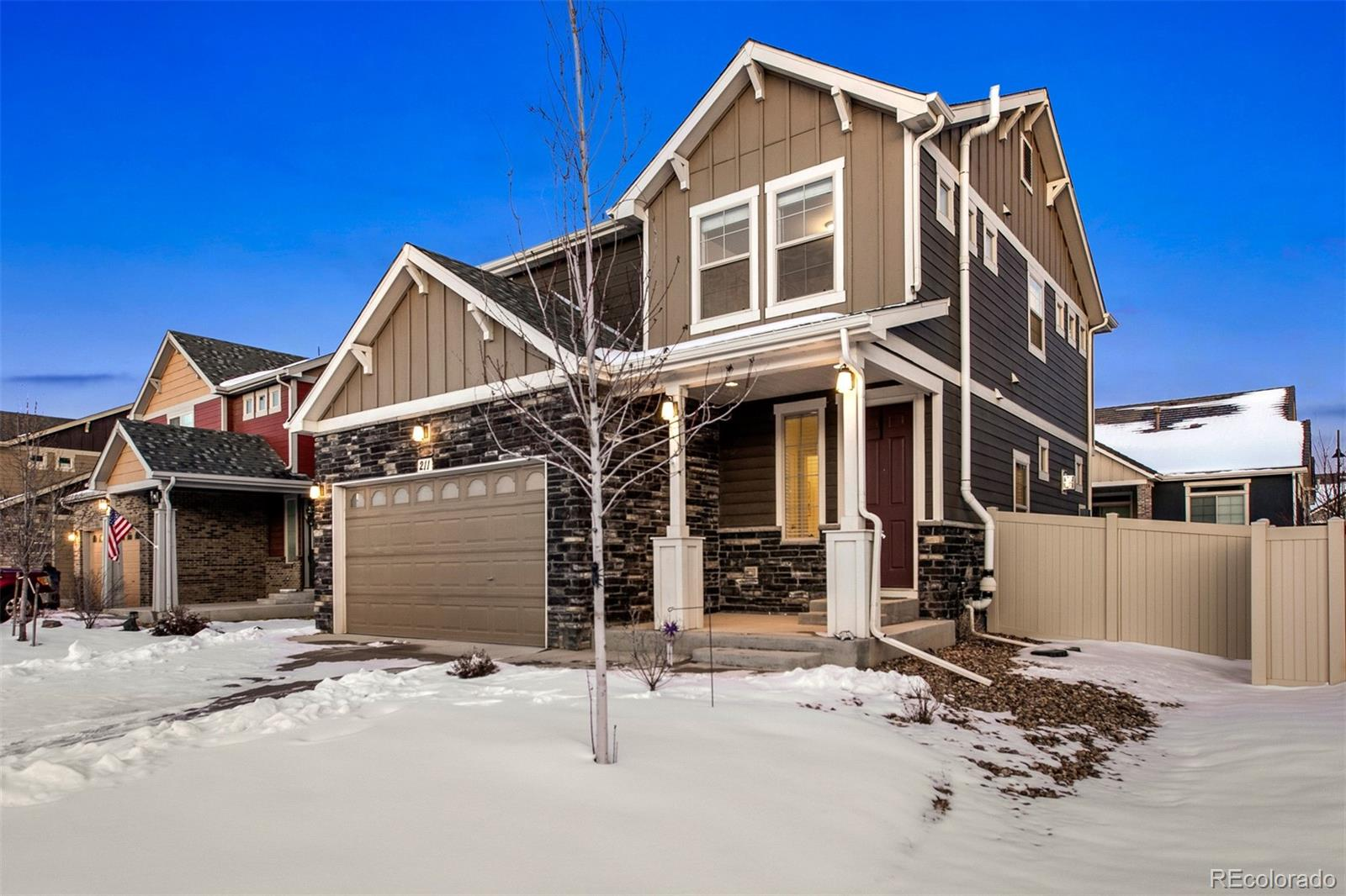 MLS# 6282621 - 1 - 211 Pear Lake Way, Erie, CO 80516