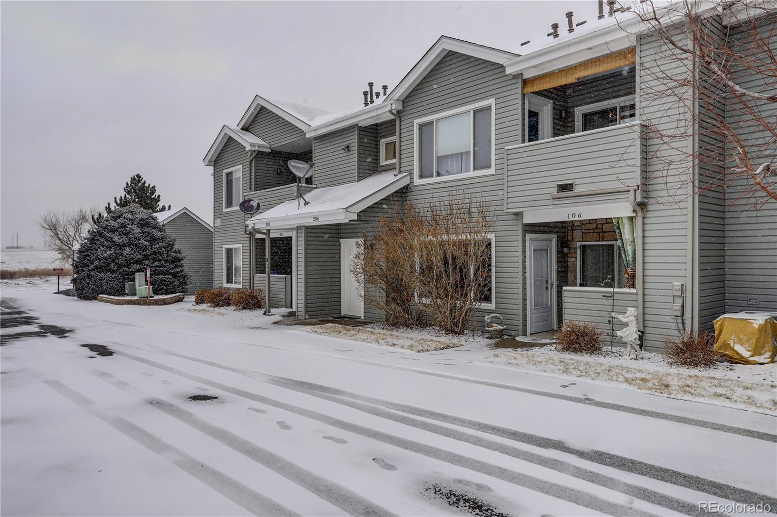 MLS# 6342814 - 1 - 911 S Zeno Way #106, Aurora, CO 80017
