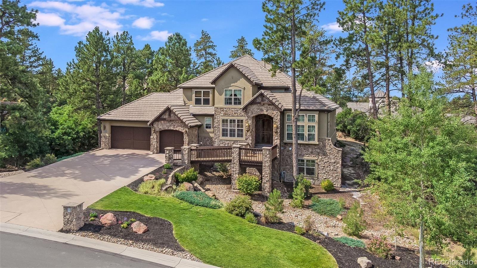 MLS# 6470698 - 1 - 5225 Knobcone Drive, Castle Rock, CO 80108