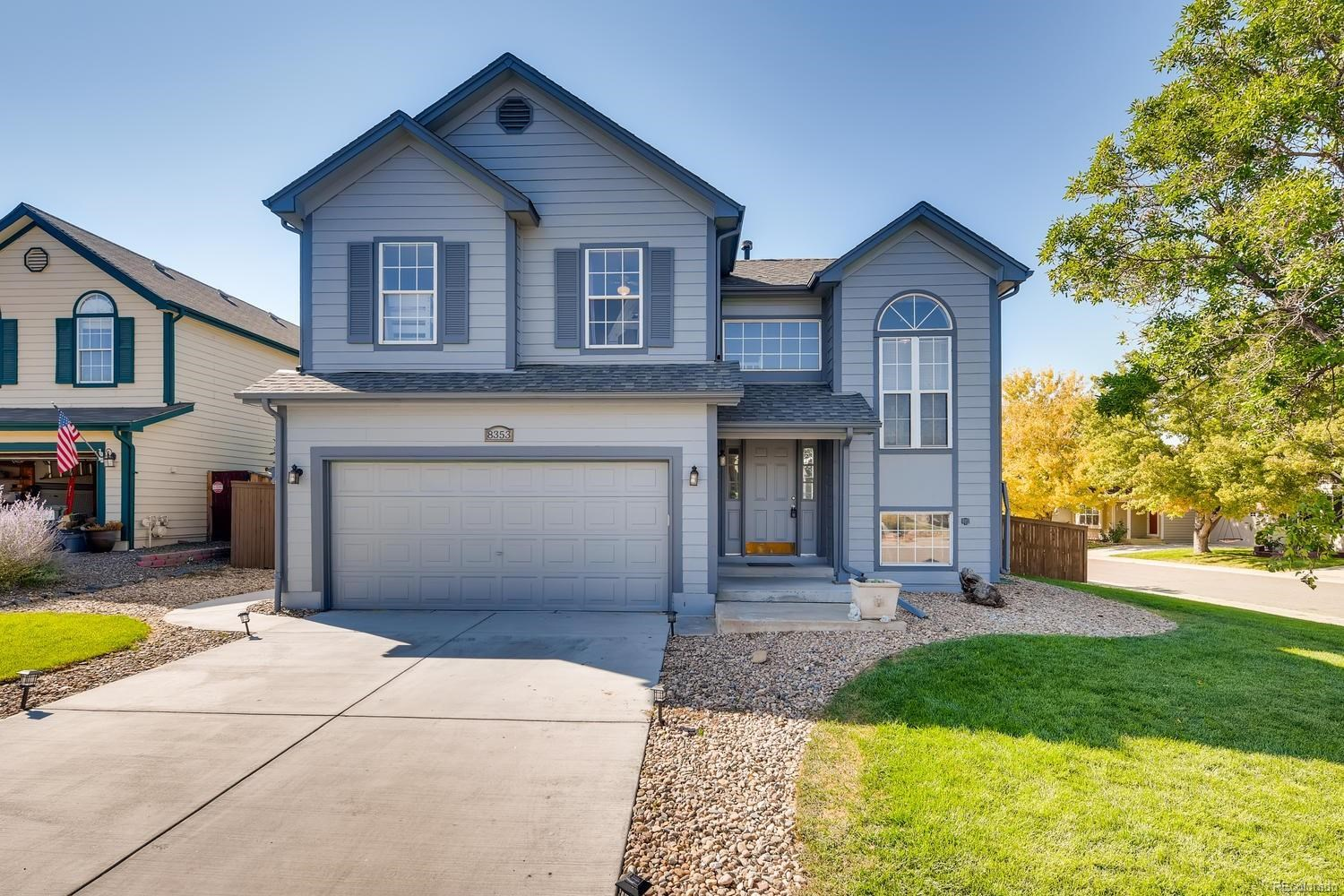 MLS# 6533344 - 1 - 8353 White Cloud Court, Highlands Ranch, CO 80126