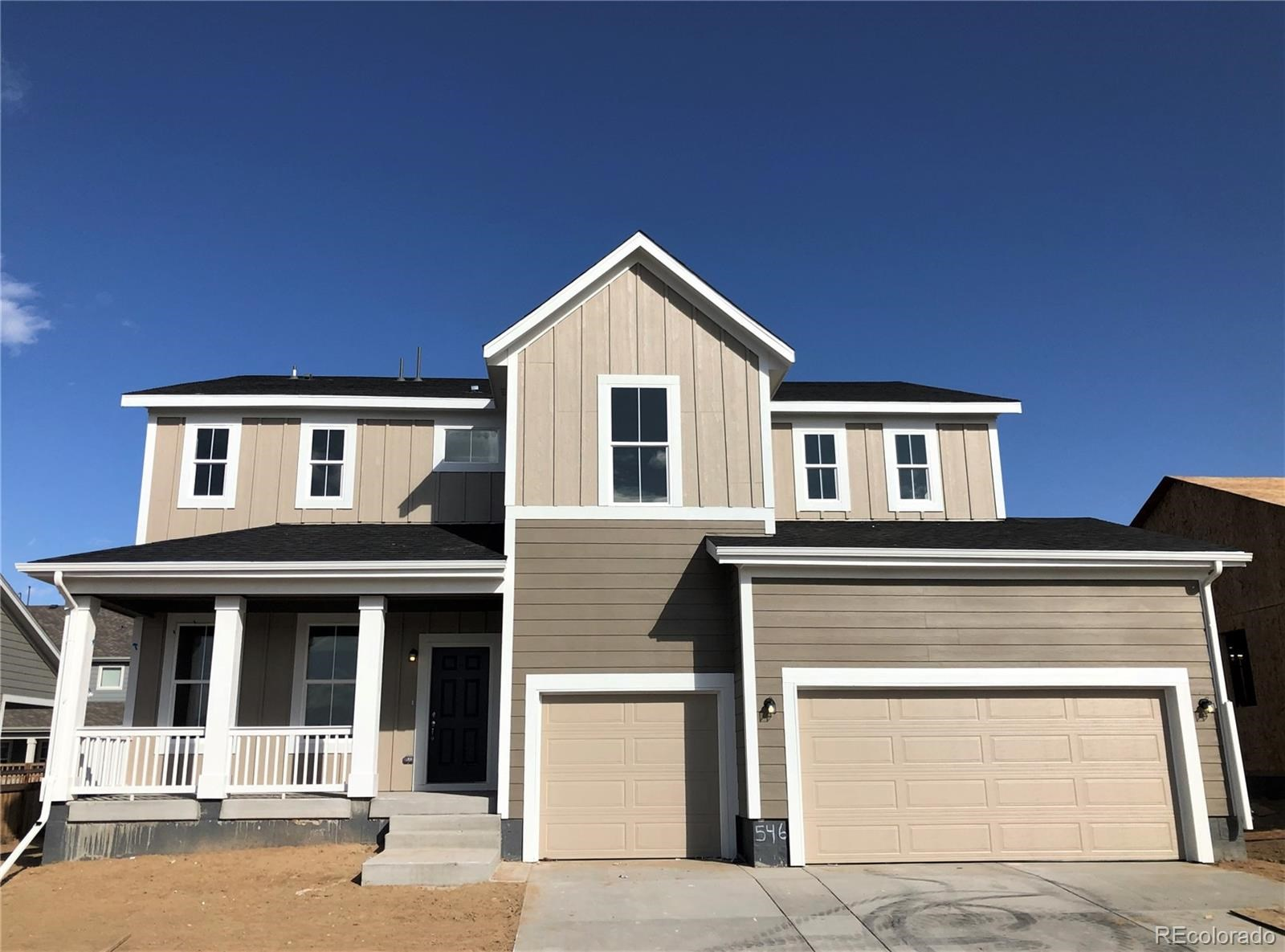 MLS# 6569671 - 5545  Cherry Blossom Drive, Brighton, CO 80601