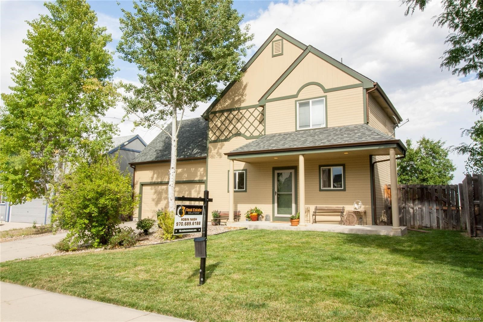 MLS# 6583524 - 1 - 6126 Polaris Drive, Fort Collins, CO 80525