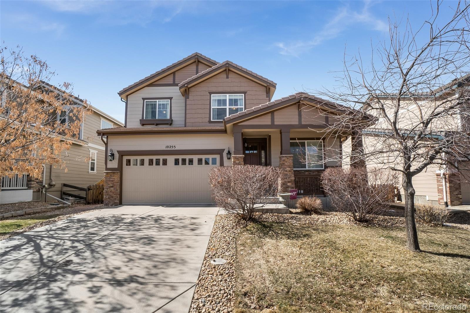 MLS# 6595199 - 1 - 10255 Greenfield Circle, Parker, CO 80134