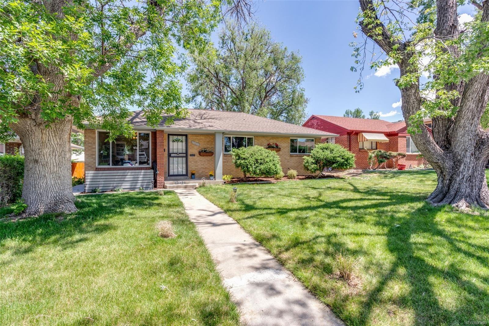 MLS# 6607722 - 1 - 3232 Leyden Street, Denver, CO 80207