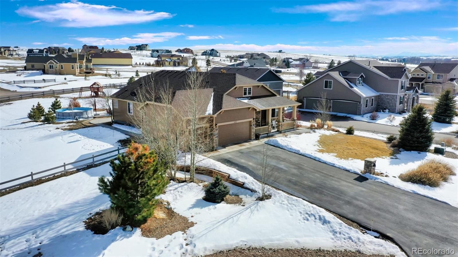 MLS# 6669287 - 1 - 5120 Laurel Valley Circle, Elizabeth, CO 80107