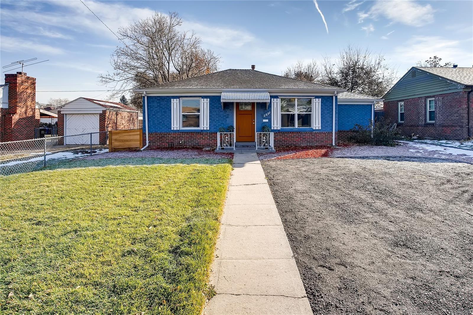 MLS# 6672245 - 1 - 2830  Adams Street, Denver, CO 80205