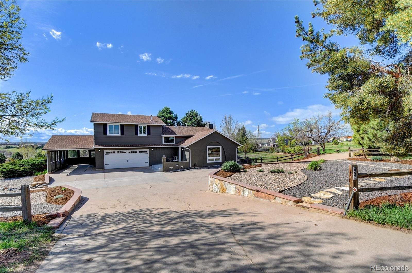 MLS# 6680370 - 1 - 3234 Cottonwood Avenue, Parker, CO 80134