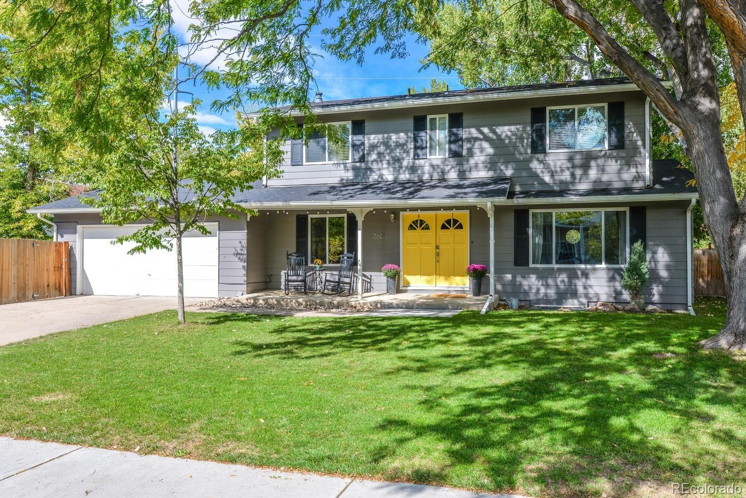 MLS# 6724855 - 1 - 2606 Shadow Mountain Drive, Fort Collins, CO 80525