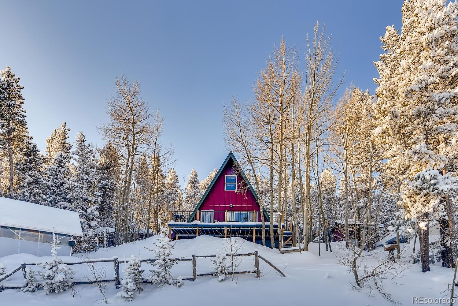 MLS# 6812062 - 1 - 54 Castlewood Drive, Evergreen, CO 80439