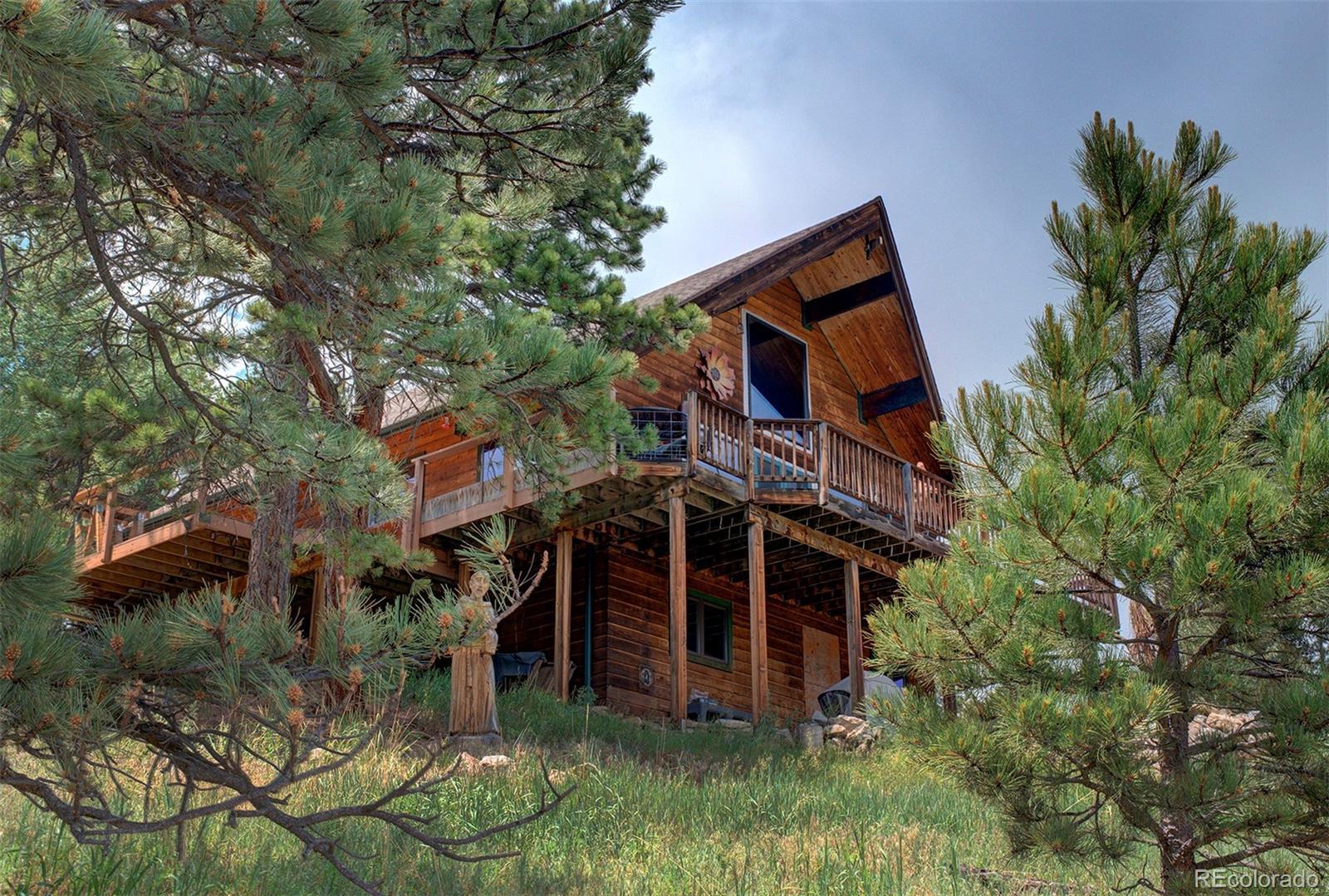 MLS# 6922377 - 1 - 12123 Geronimo Trail, Conifer, CO 80433