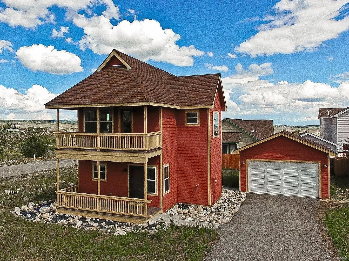 MLS# 6952192 - 1 - 664 Tristan Loop, Fairplay, CO 80440