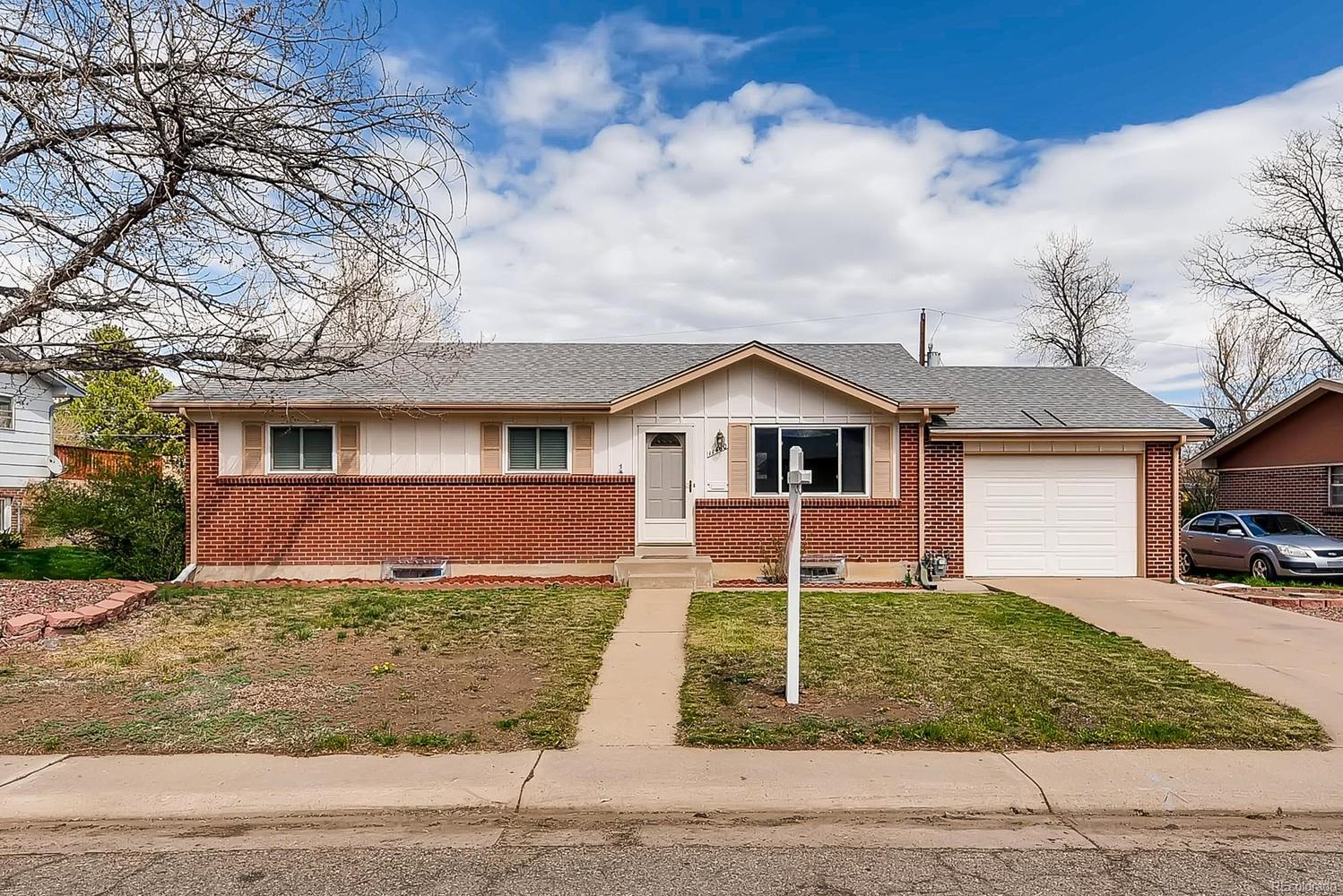 MLS# 6953838 - 1 - 11460  Ogden Street, Northglenn, CO 80233