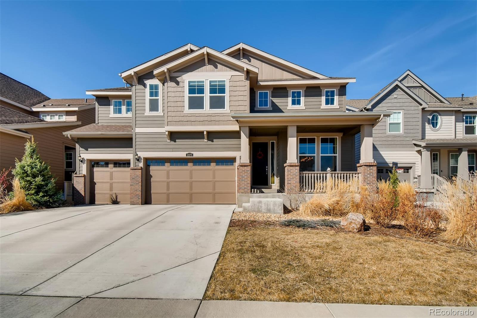 MLS# 6999395 - 1 - 2275 Provenance Court, Longmont, CO 80504