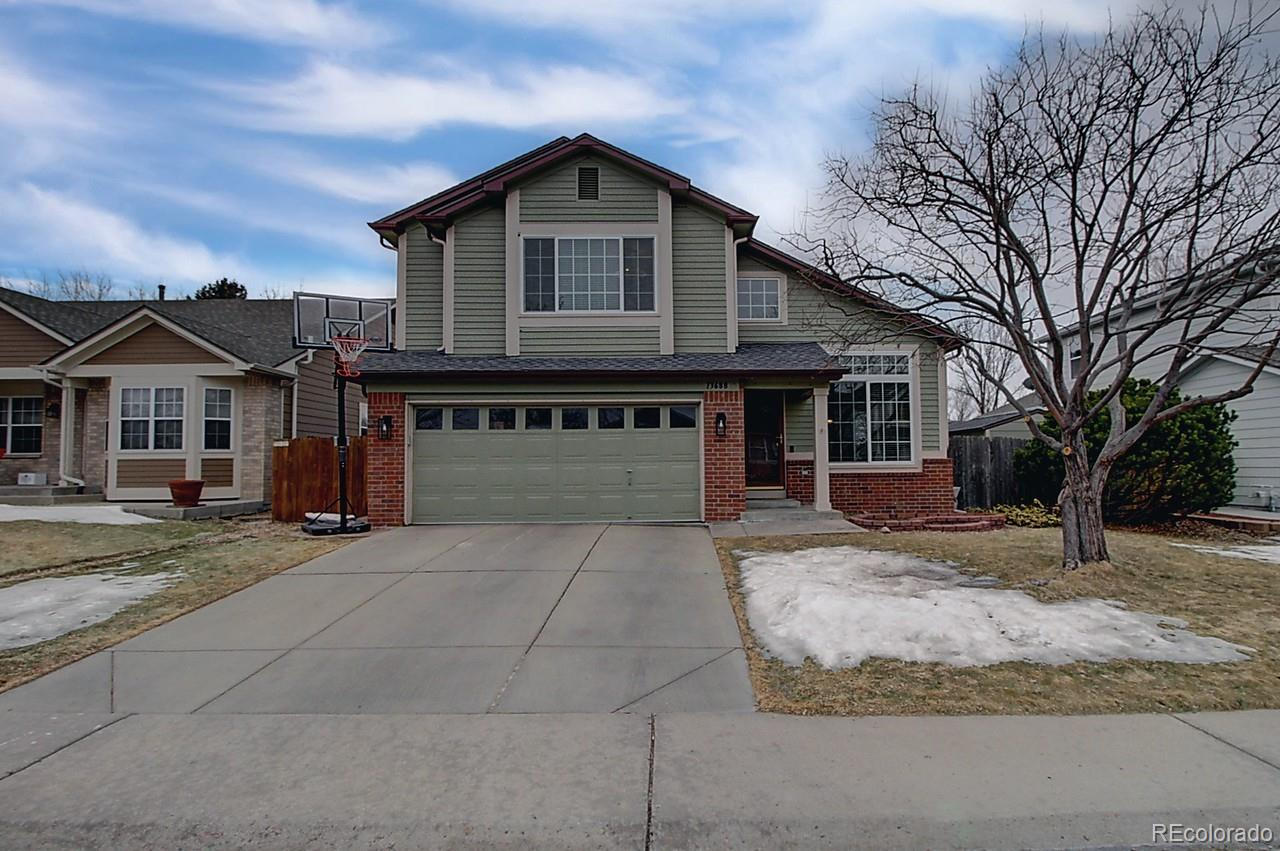 MLS# 7110277 - 1 - 13688 W Amherst Place, Lakewood, CO 80228