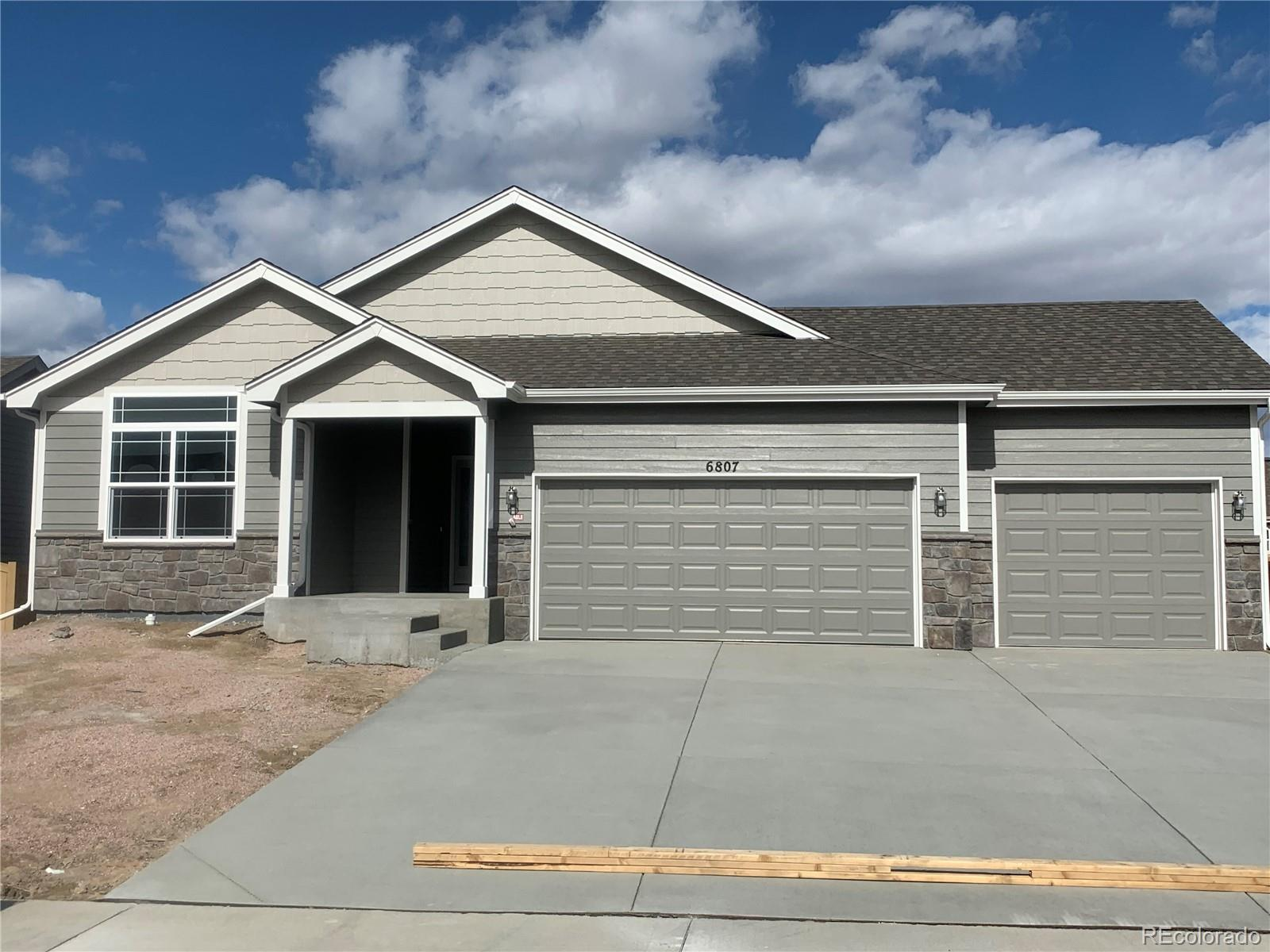 MLS# 7110319 - 1 - 6807  Sage Meadows Drive, Wellington, CO 80549