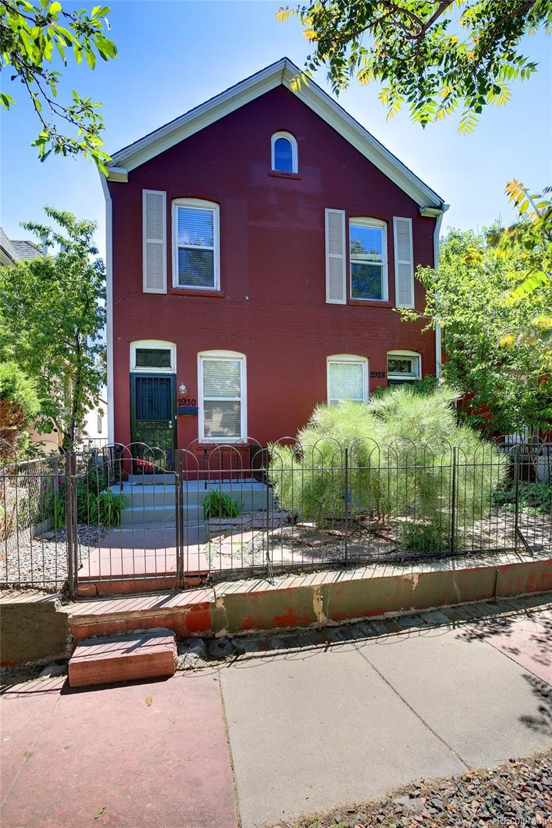 MLS# 7203545 - 1 - 2930 N Marion Street, Denver, CO 80205