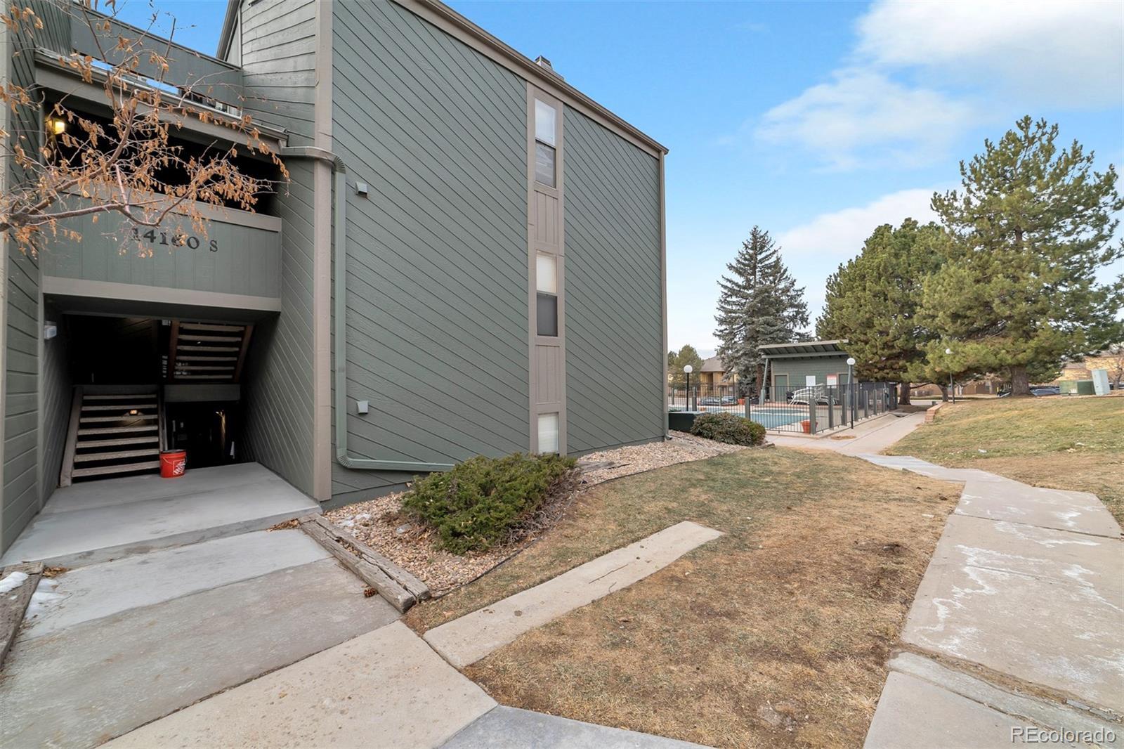 MLS# 7233232 - 1 - 14160 E Temple Drive #S06, Aurora, CO 80015