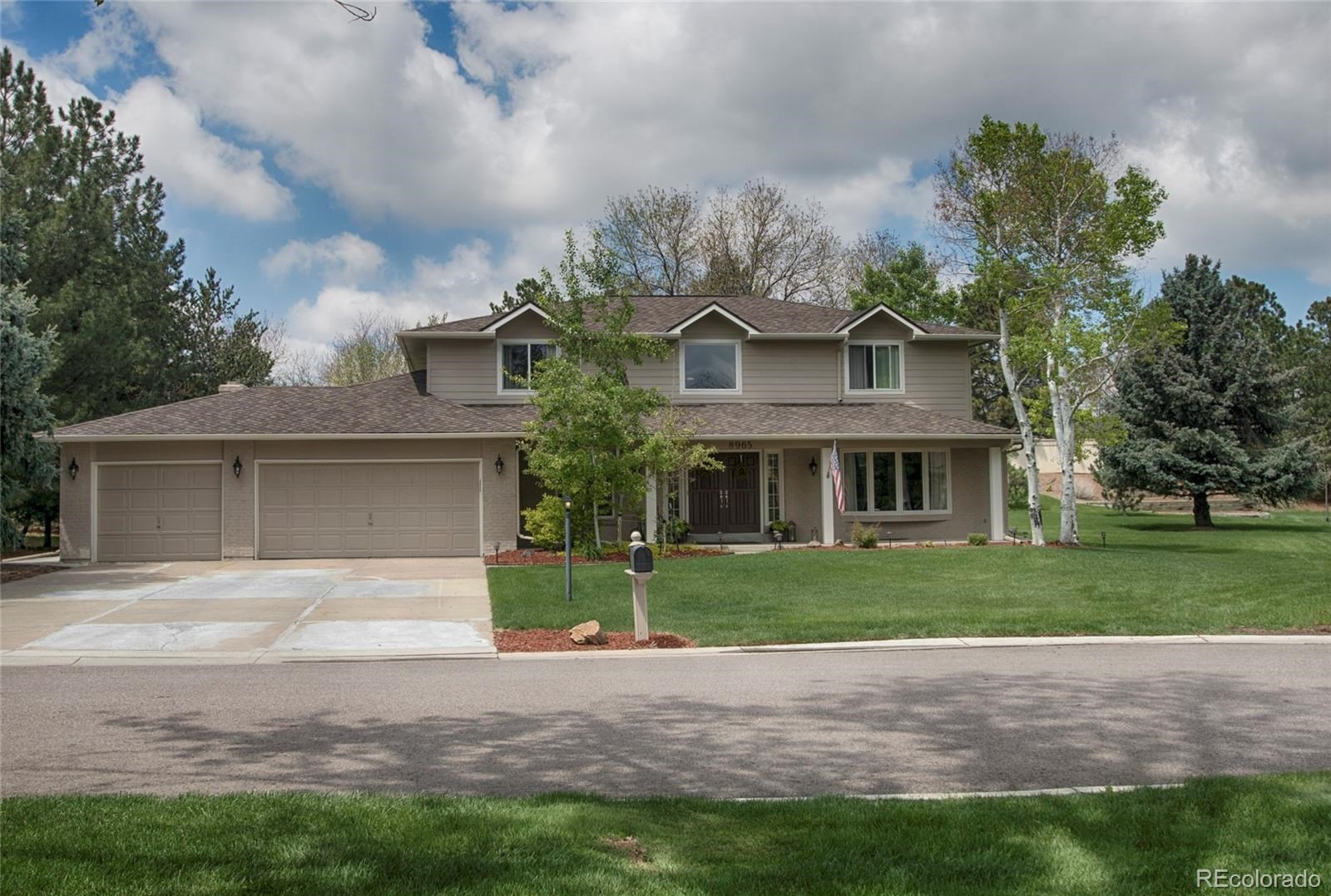 MLS# 7249477 - 1 - 8965 Big Canon Place, Greenwood Village, CO 80111