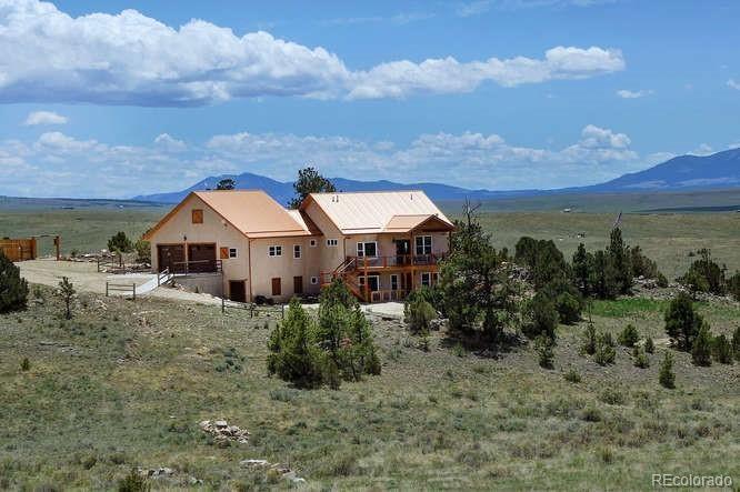 MLS# 7295246 - 1 - 393 Navajo Road, Westcliffe, CO 81252