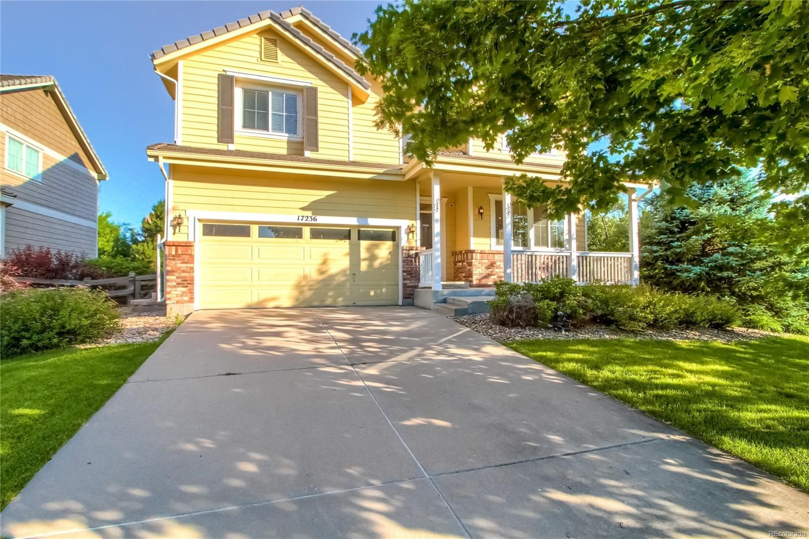 MLS# 7410337 - 1 - 17236 E Lake Lane, Aurora, CO 80016