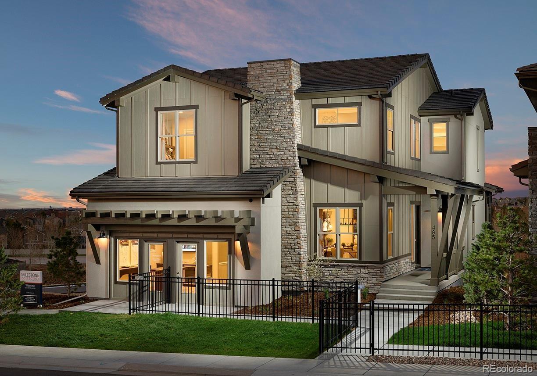 MLS# 7430353 - 1 - 485 Meadowleaf Lane, Highlands Ranch, CO 80126