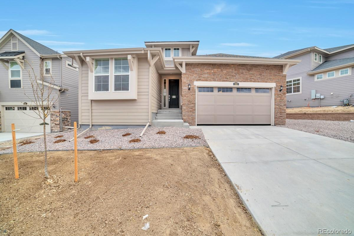 MLS# 7438945 - 1 - 132 Green Fee Circle, Castle Pines, CO 80108