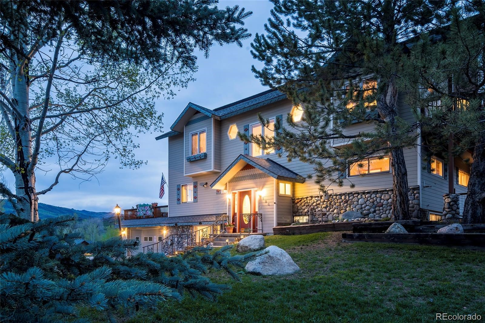 MLS# 7463654 - 1 - 724 N Grand Street, Steamboat Springs, CO 80487