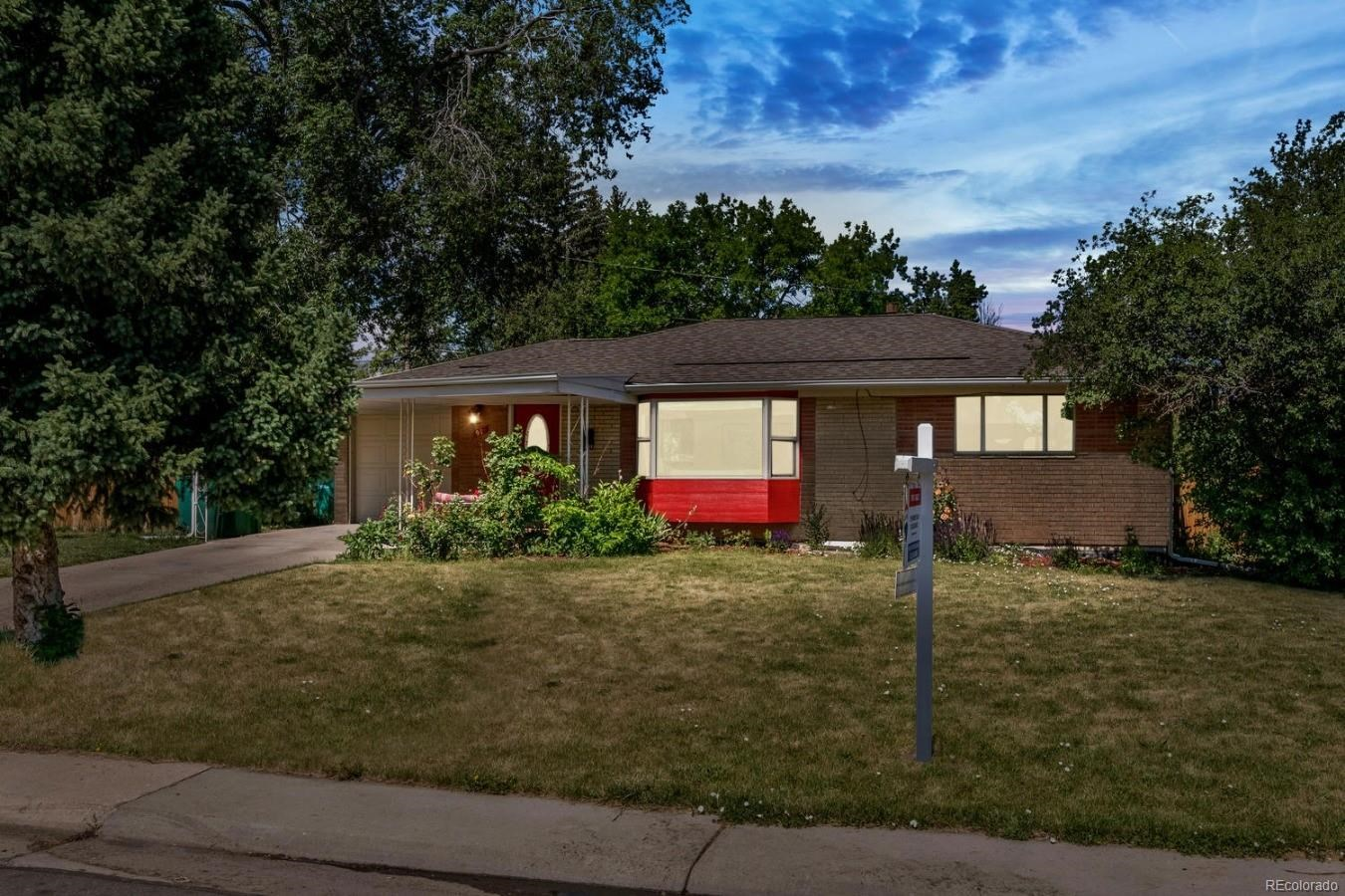 MLS# 7536816 - 91  S Eaton Street, Lakewood, CO 80226