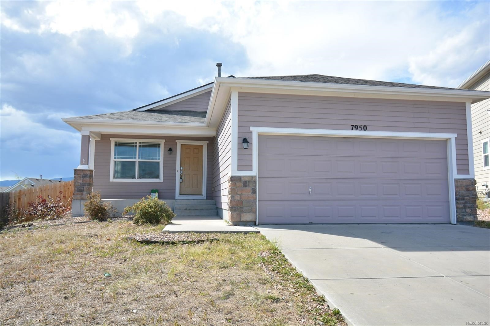 MLS# 7575005 - 1 - 7950 Calamint Court, Fountain, CO 80817