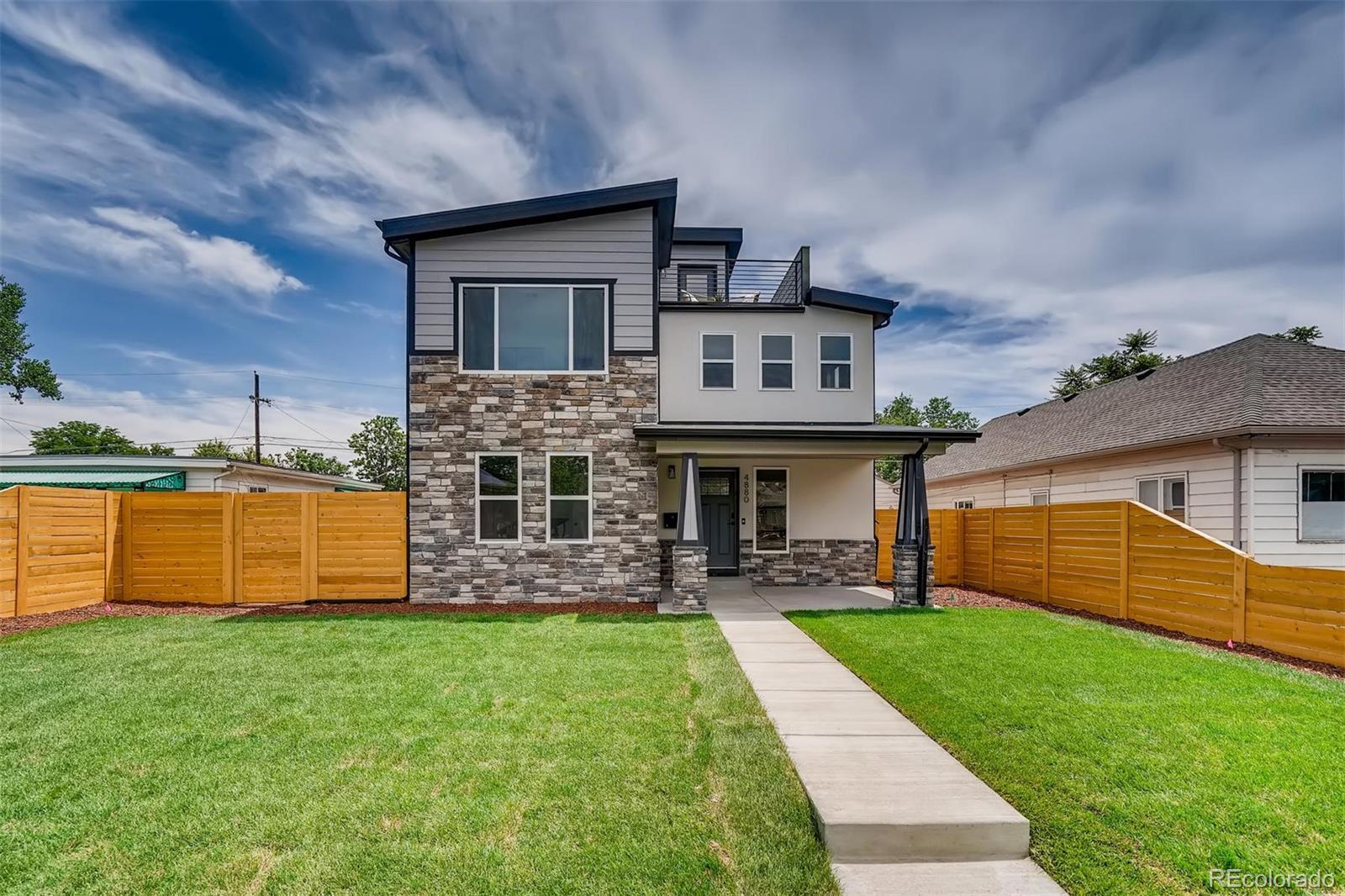 MLS# 7587059 - 1 - 4880 N Hooker Street, Denver, CO 80221