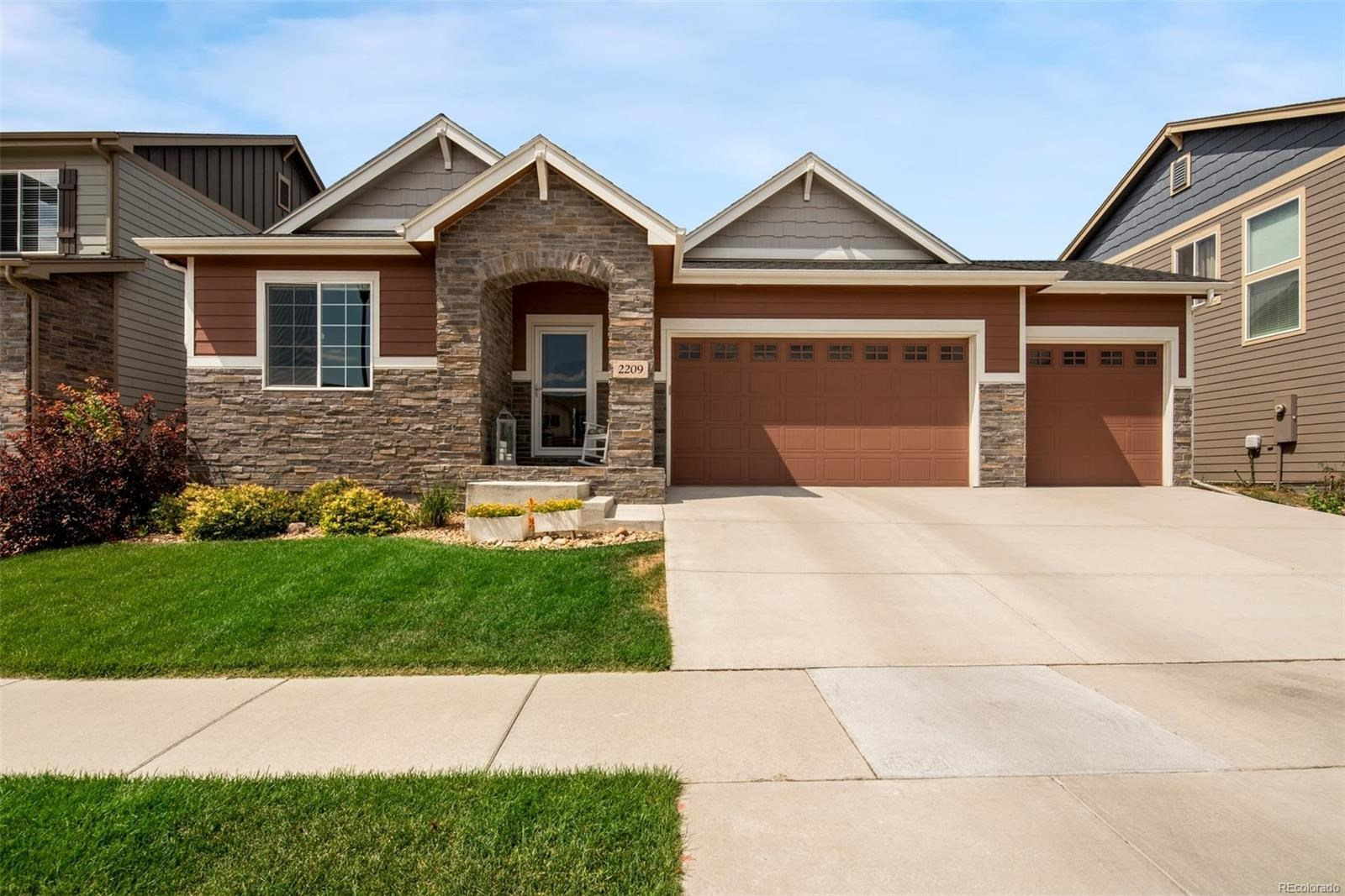 MLS# 7603789 - 1 - 2209 Adobe Drive, Fort Collins, CO 80525