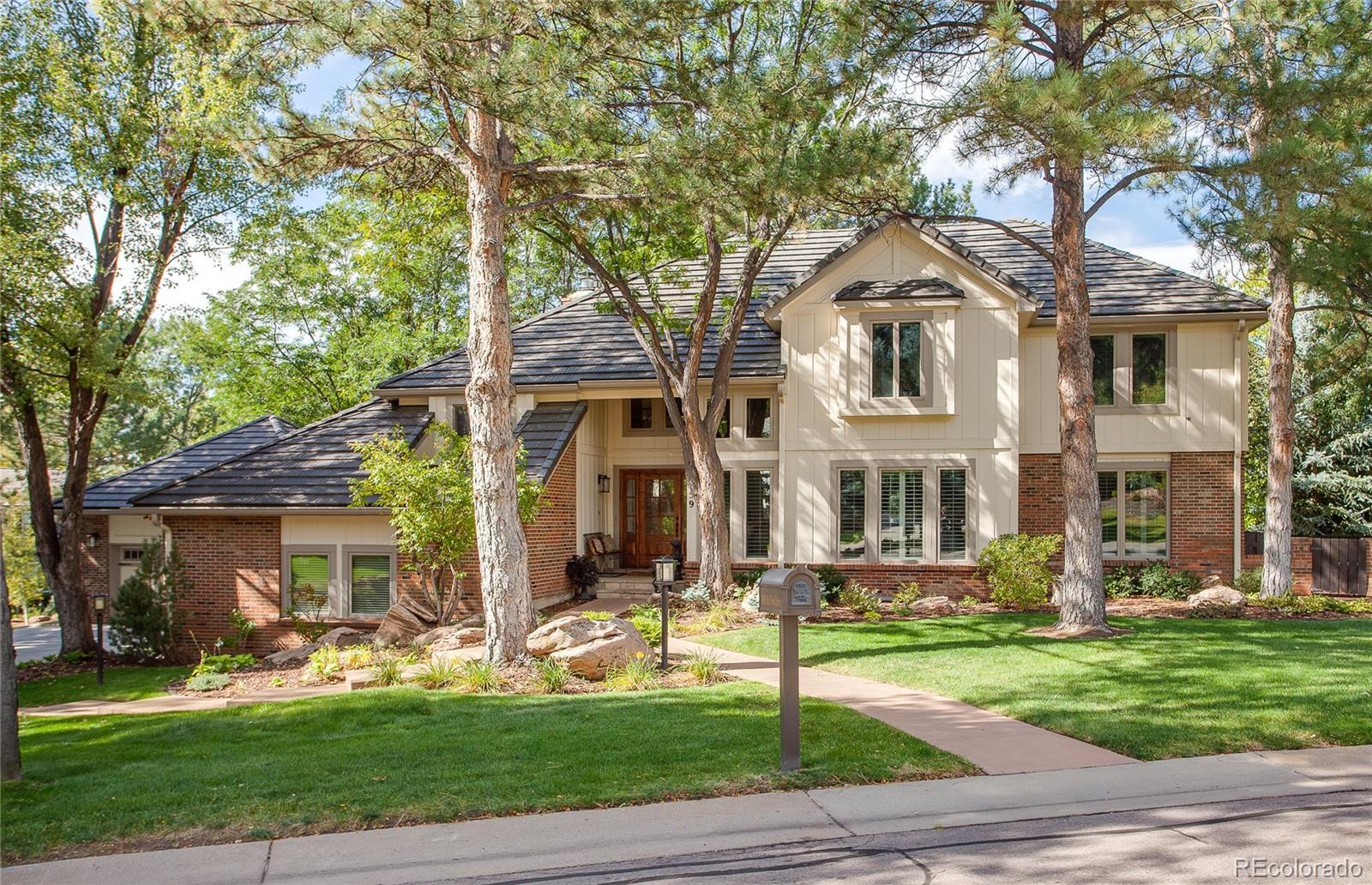MLS# 7640610 - 1 - 1859 Oak Creek Drive, Greenwood Village, CO 80121