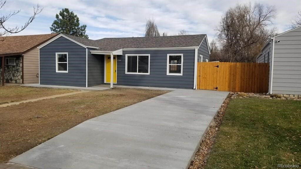 MLS# 7662368 - 1 - 1364 Ironton Street, Aurora, CO 80010