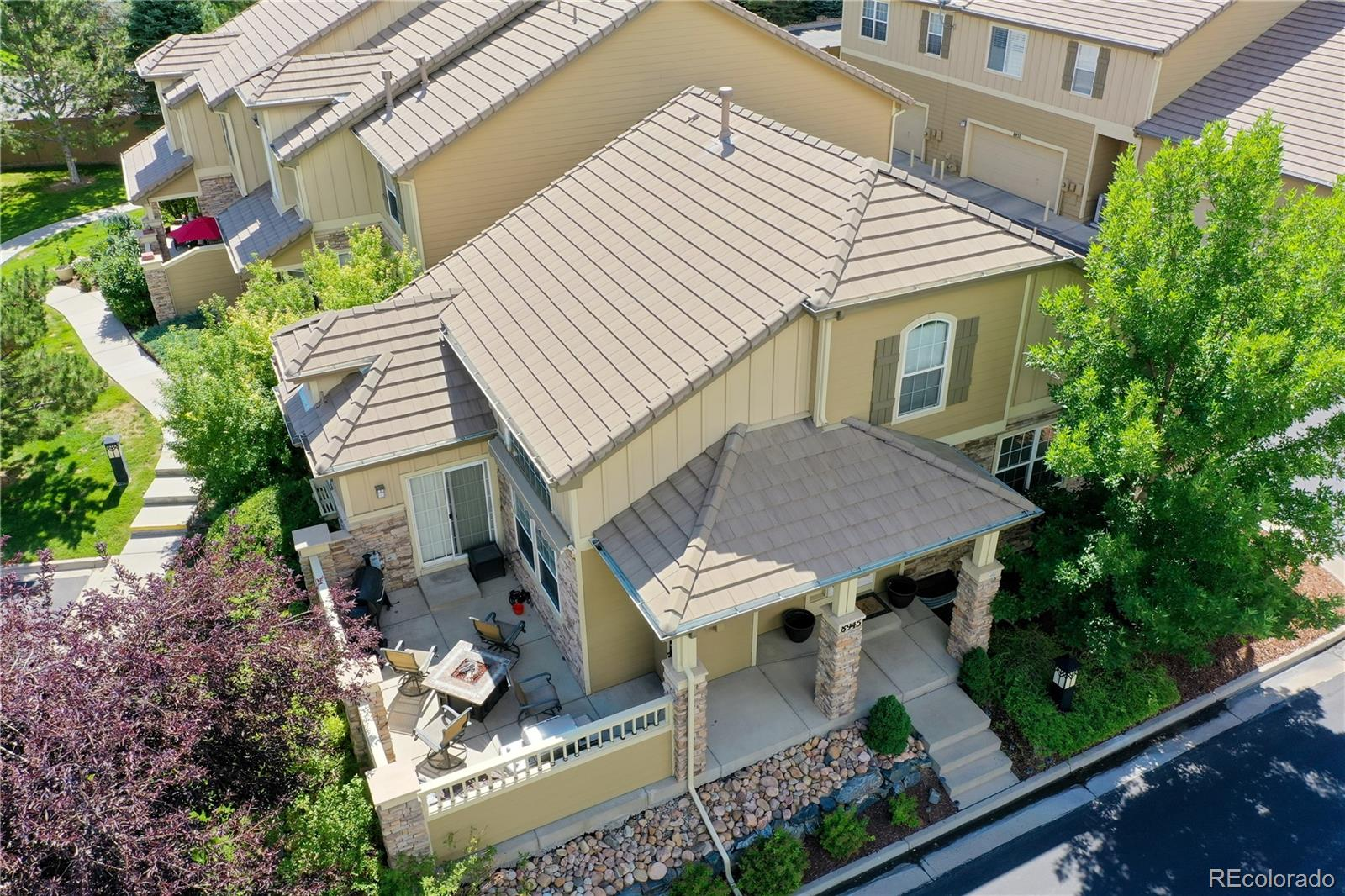 MLS# 7685605 - 1 - 8945 Tappy Toorie Circle, Highlands Ranch, CO 80129