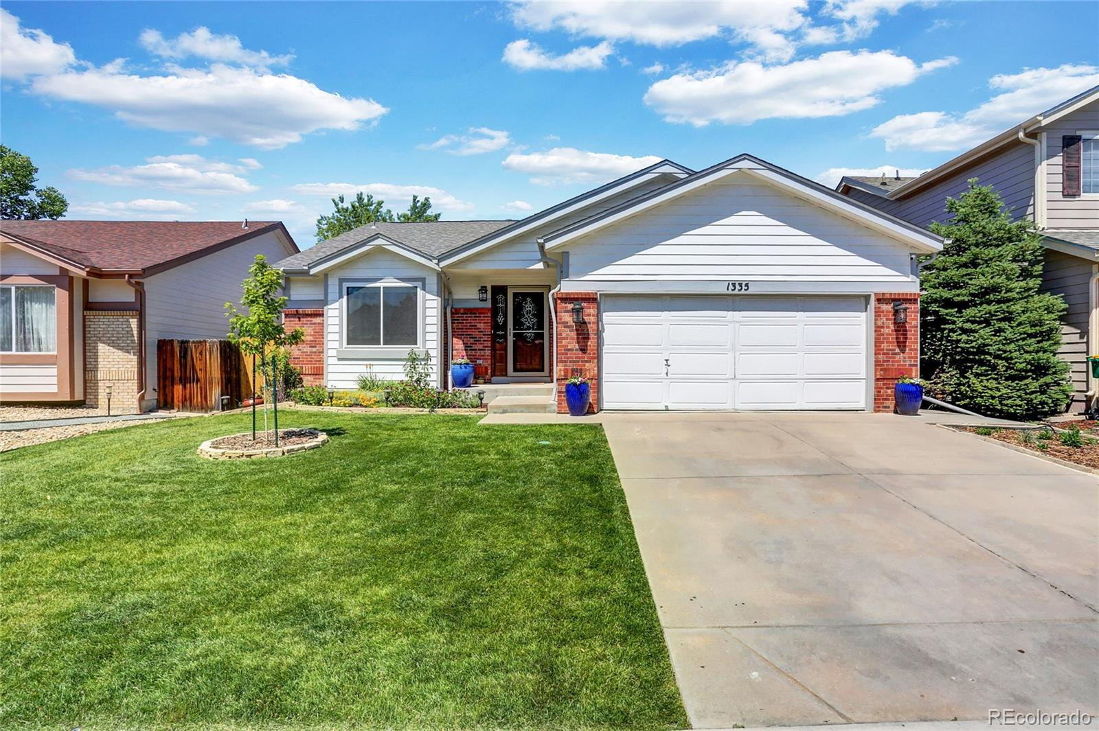MLS# 7737811 - 1 - 1335 W 133rd Way, Westminster, CO 80234