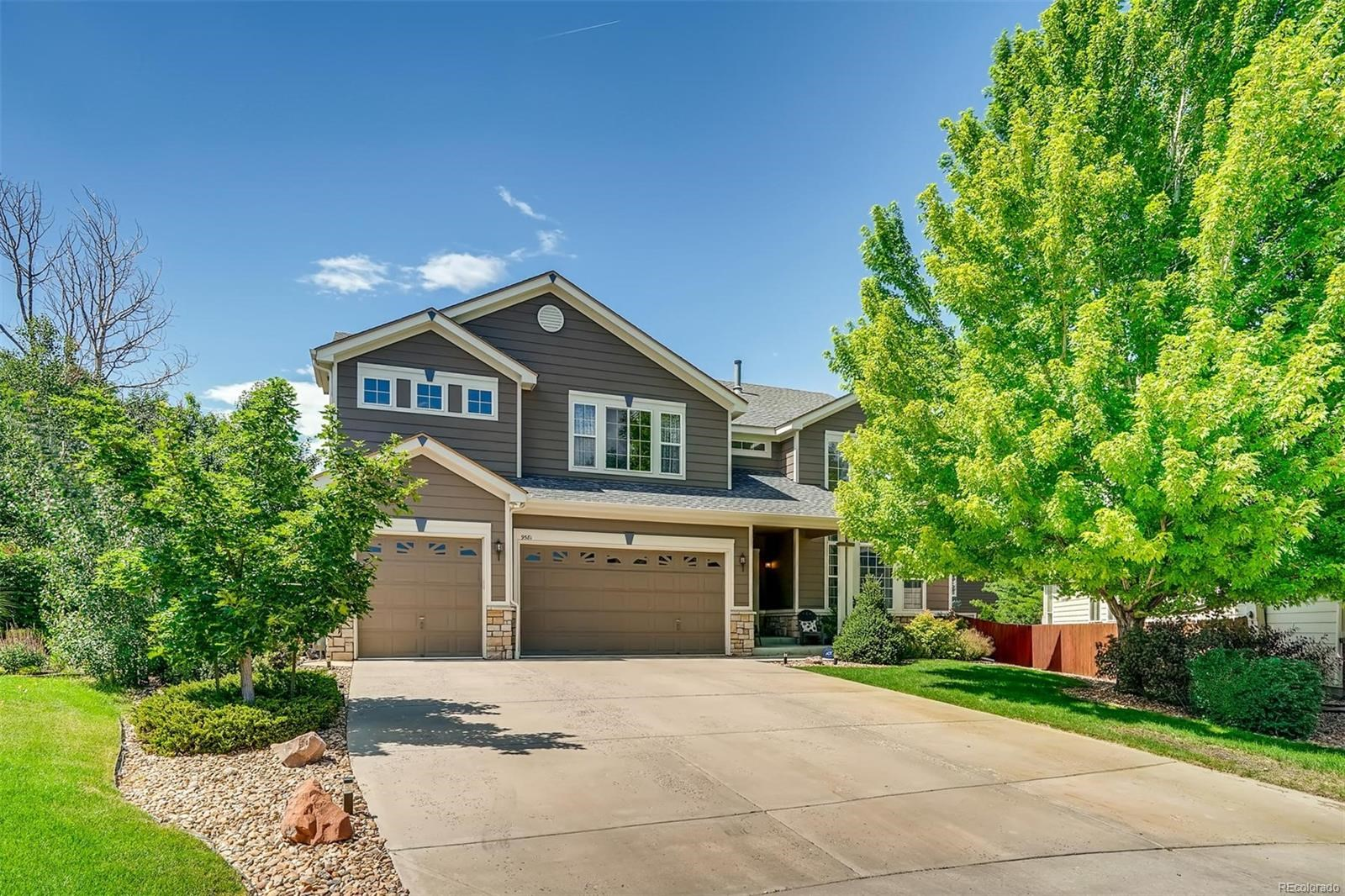 MLS# 7751592 - 1 - 9581  S Coltsfoot Drive, Parker, CO 80134