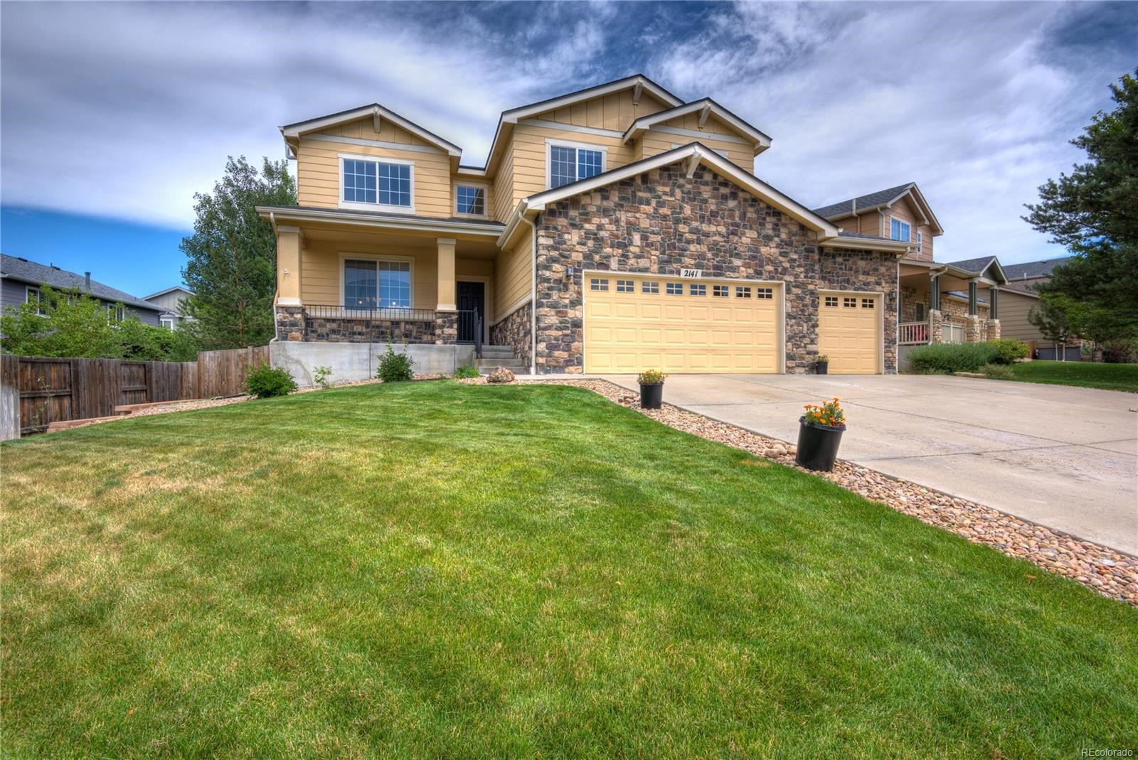 MLS# 7768369 - 1 - 2141 Pinon Circle, Erie, CO 80516