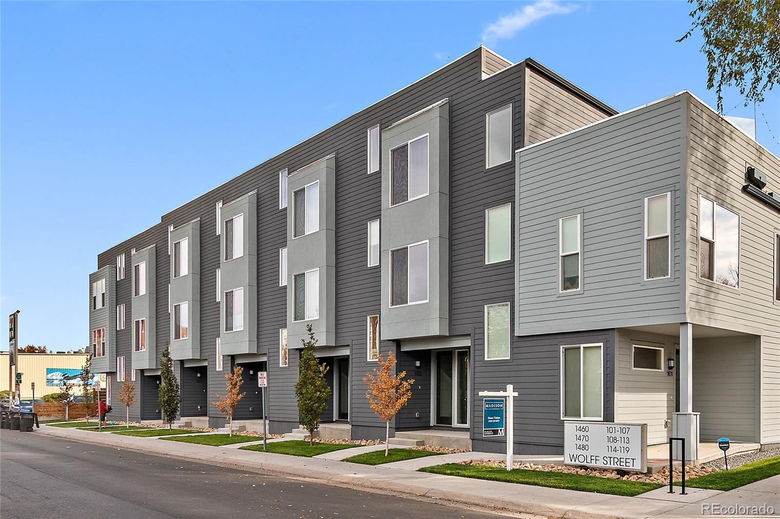 MLS# 7807225 - 1 - 1480 Wolff Street #114, Denver, CO 80204