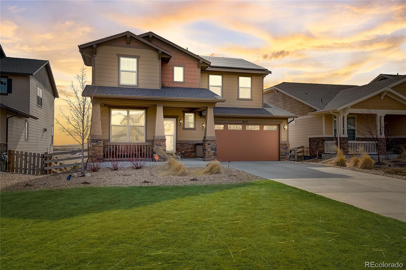 MLS# 7832624 - 1 - 18100 W 85th Drive, Arvada, CO 80007