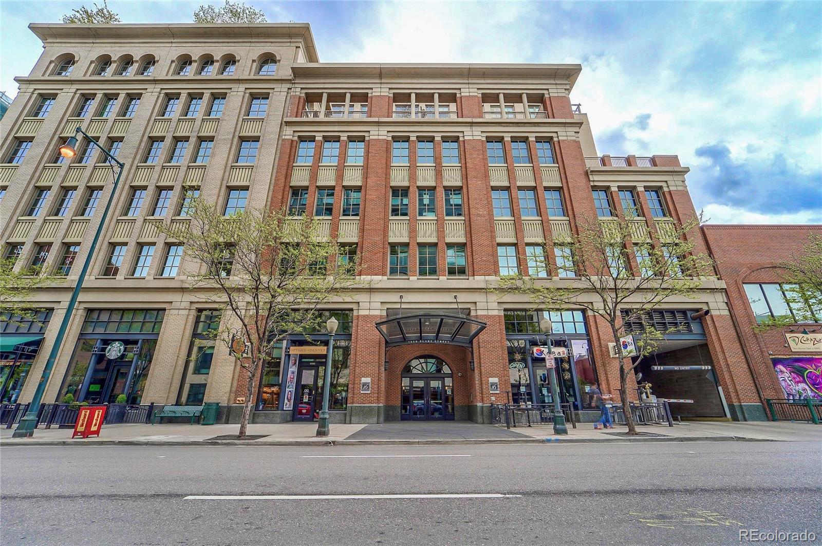 MLS# 7934380 - 1 - 1560 Blake Street #711, Denver, CO 80202